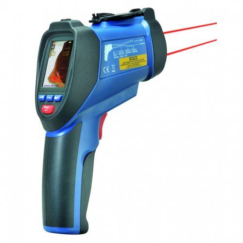 Bezkontaktné infračervené teplomery s certifikátom o kalibrácii