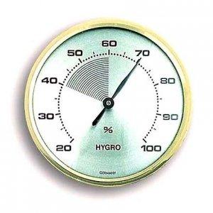 Bimetalový vlhkomer 44.1001  s certifikátom o kalibrácii v bodoch 30,50,70%