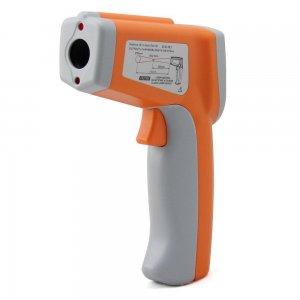 Infračervený teplomer DT8580 dvojlaserový -50 až + 580 °C s certifikátom o kalibrácii