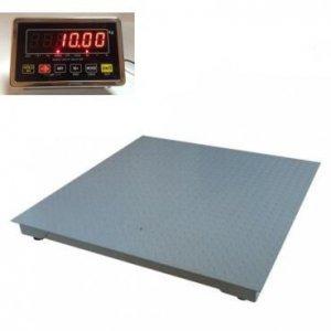 NLDSS do 5000 kg 1,2 x 1,5 m