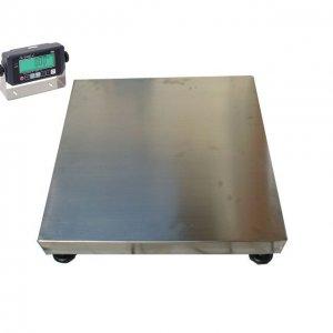 Plošinové váhy FM do 300 kg rozmer 60 x 60 cm