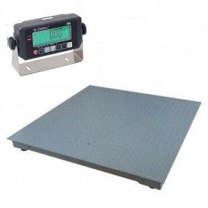 Plošinové váhy FM do 600 kg  1 x 1 m