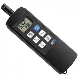 Profesionálny teplomer/vlhkomer + rosný bod TFA 31.1028 H560 s certifikátom o kalibrácii pre suchý a chladný sklad v bodoch: 2, 6, 10, 20, 30 °C / 30, 50, 70, 80, 90 %