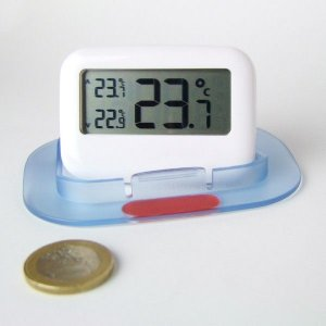 TFA 30.1042 pre mrazničku s certifikátom o kalibrácii v bodoch -18, -22, -25 °C