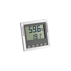 TFA 30.5010 DTH Klima Guard pre chladný sklad s certifikátom o kalibrácii v bodoch: 2, 6, 10 °C / 70, 80, 90%
