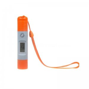 Vreckový infračervený teplomer DT 8230  -50 až +230°C s certifikátom o kalibrácii